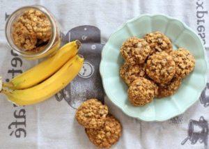 банановое печенье рецепт с фото
