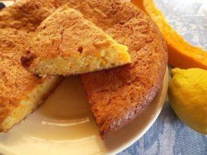 тыквенно апельсиновый пай