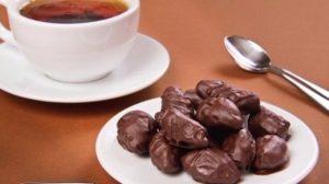 чернослив в шоколаде дома