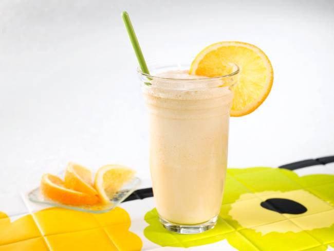 апельсиновый коктейль для похудения