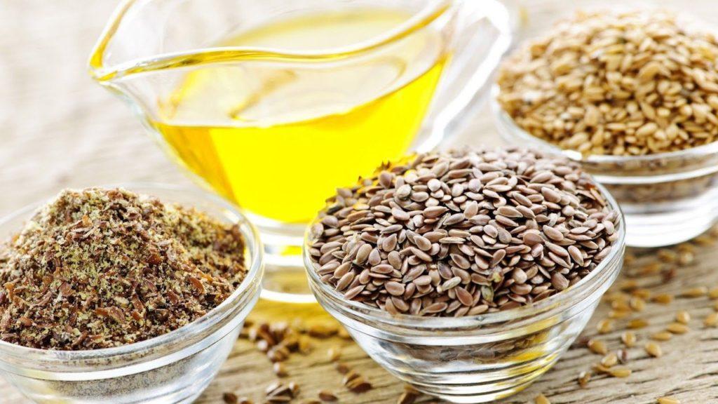 Льняное масло и его целебные свойства