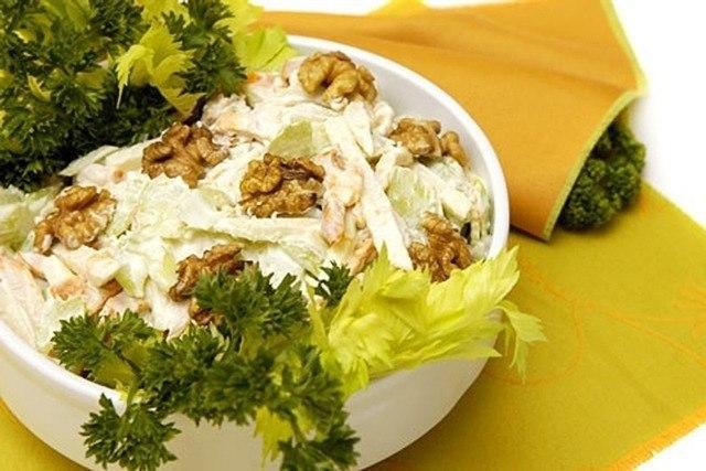 Салат для сушки тела