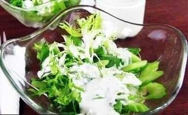 Салат очищающий для похудения
