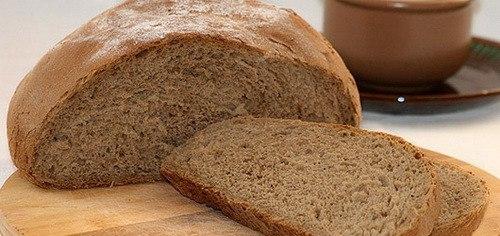 Правильный хлеб в микроволновке