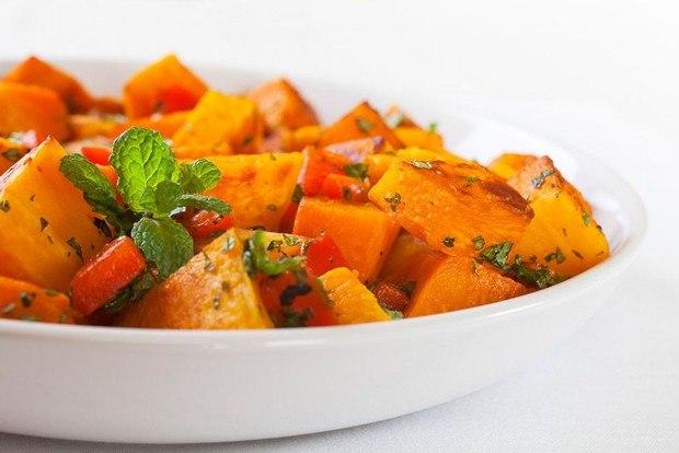 5 легких овощных салатиков