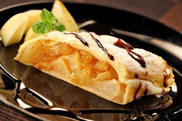 6 лучших низкокалорийных яблочных десертов