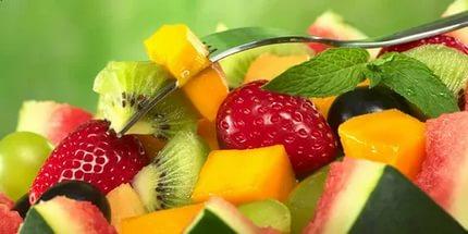 Все о фруктово овощной диете для похудения