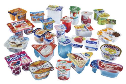 Йогурты