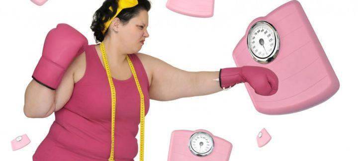начитаем борьбу с лишним весом