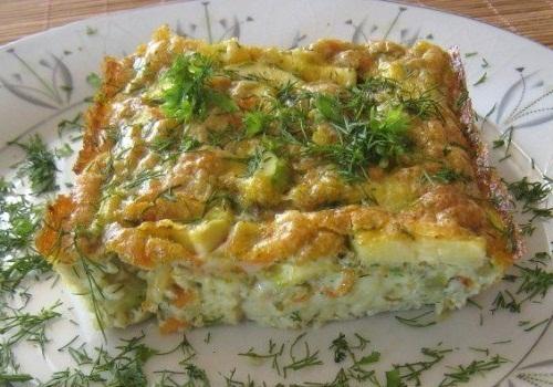 Рецепты низкокалорийных блюд из кабачков