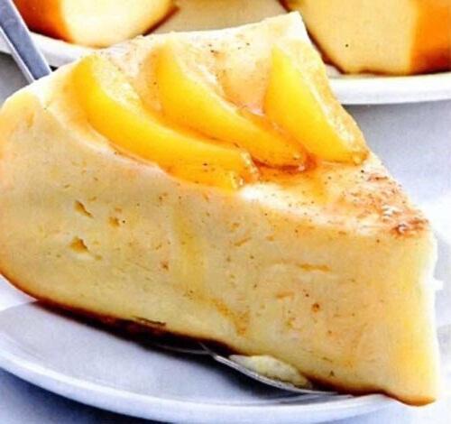 рецепт яблочного пудинга низкокалорийного