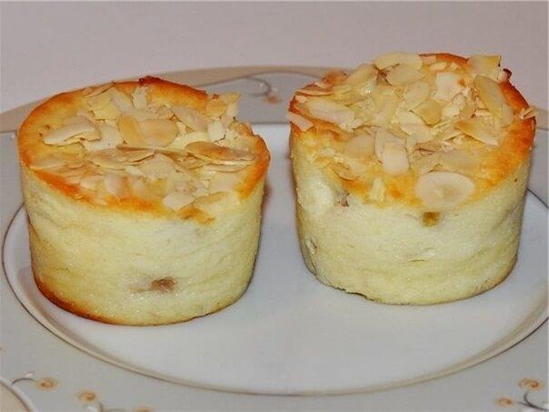 Рецепт диетического десерта с творогом