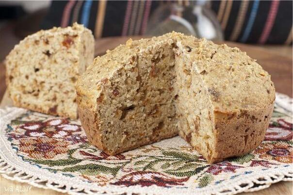 Хлеб диетический в домашних условиях в духовке рецепт