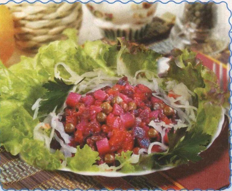 вкусные низкокалорийные блюда рецепты с фото