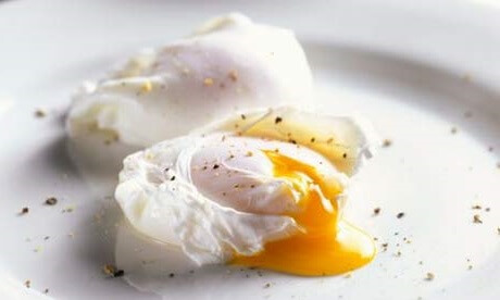 Яйца пашот рецепт