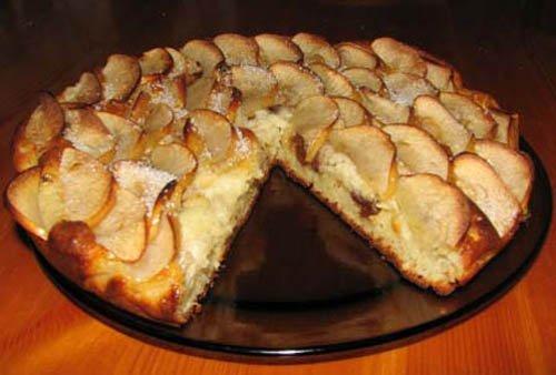 пирог скороспелка