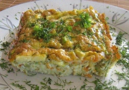 Рецепт фриттаты в духовке