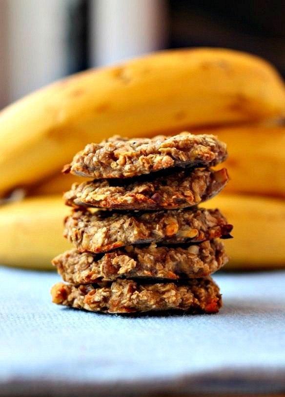 Овсяное печенье-всего три ингредиента