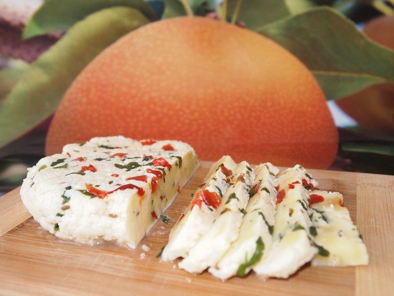 Домашний сыр Паприка