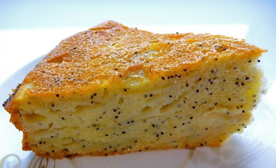 Полезный пирог - лучший десерт