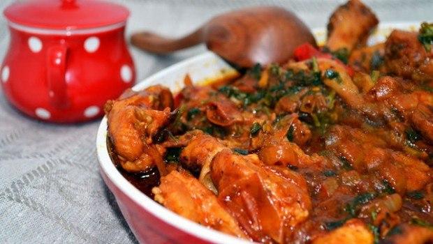 Рецепт вкуснейшей курочки чахохбили