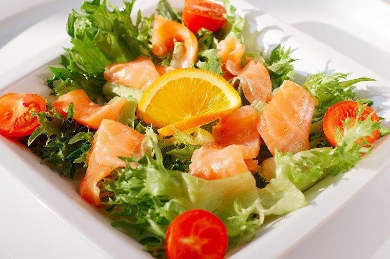 диетических салатов на любой вкус