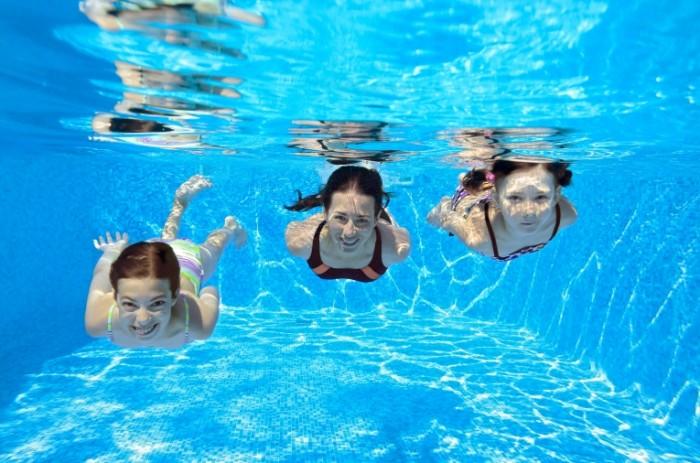 Помогает ли плавание в похудении
