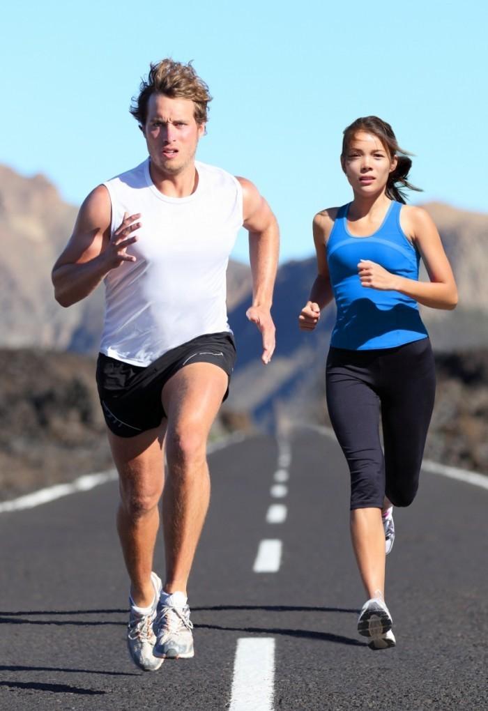 когда лучше бегать чтобы похудеть
