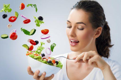 соблюдайте при  похудении низкую калорийность